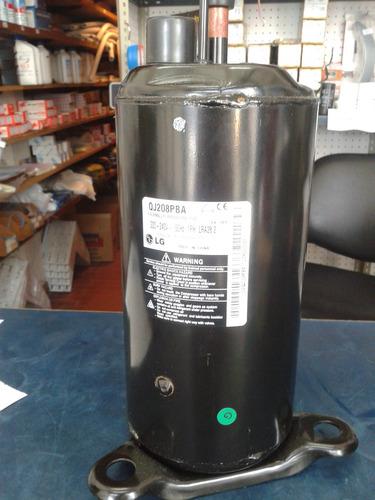 compresor rotativo aire acondicionado 2250 fg. lg