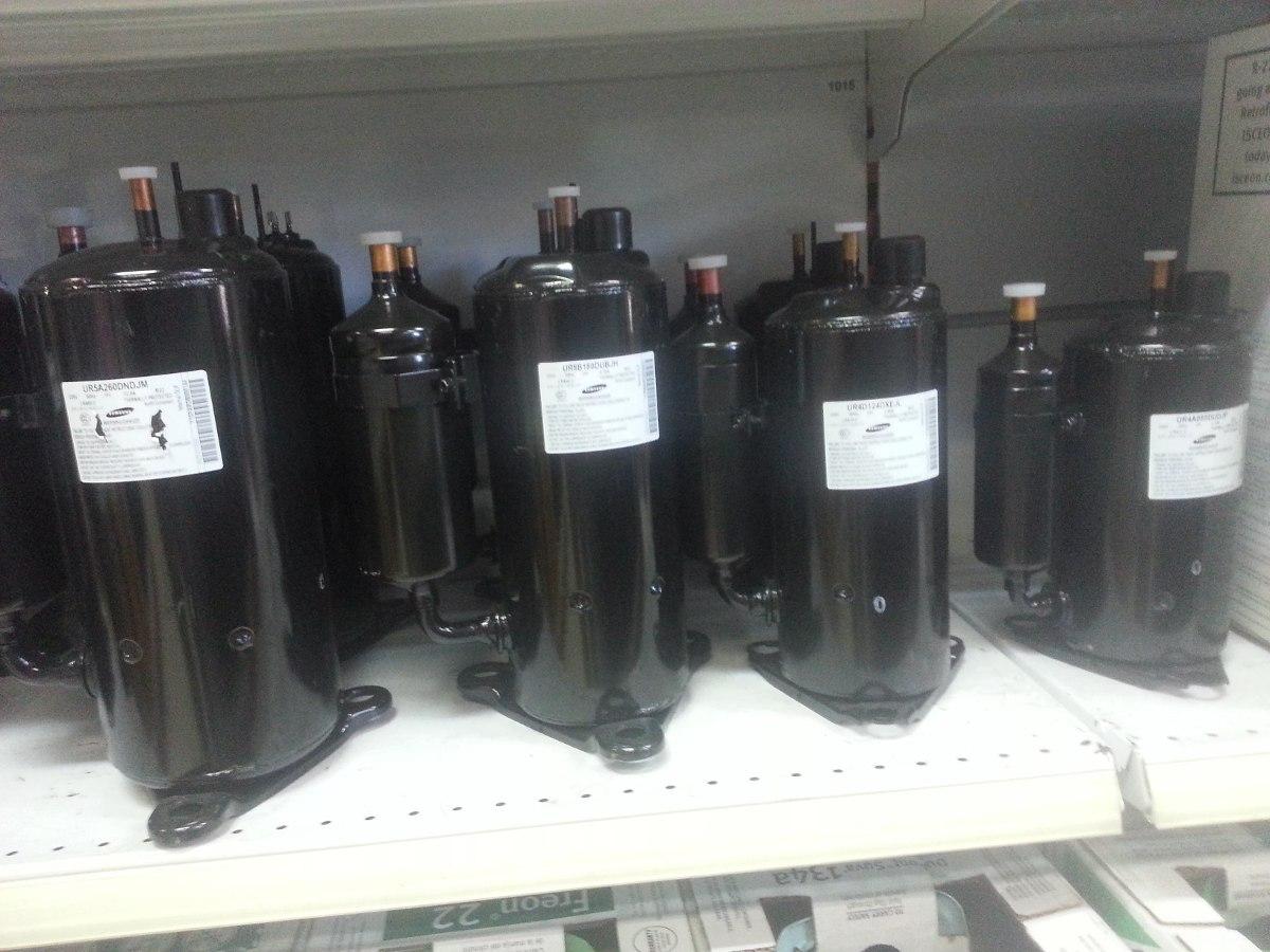 compresor de aire acondicionado. compresor rotativo aire acondicionado 2300 frigorias samsung de