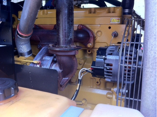 compresor sullair 375pcm alta y baja presion libre agua acei