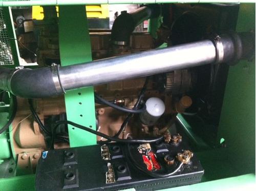 compresor sullair d 375pcm motor jhondeere listo p/trabajar