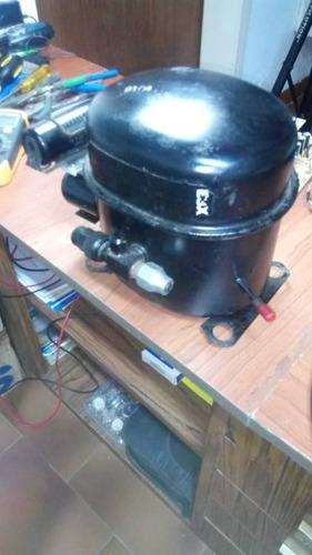 compresor tecumseh de 1/3 hp r12 en baja