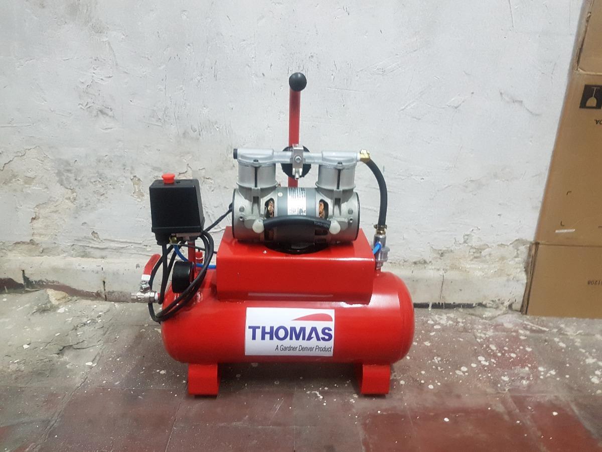 Compresor Thomas 80 Psi - $ 250.000 en Mercado Libre