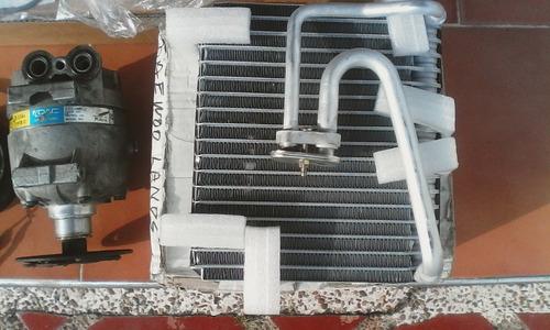 compresor v5 aire acond daewoo lanos 98 al 2002 - corsa