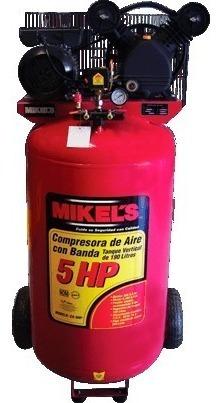compresora de aire 5hp ca-5hp mikels