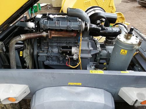 compresores de aire atlas copco 185 pcm