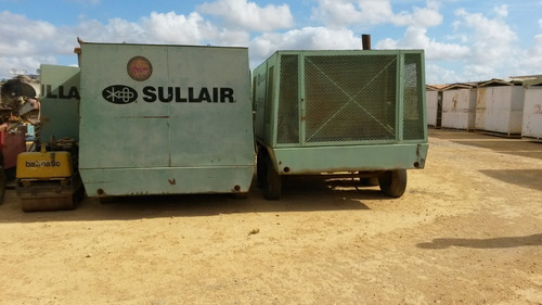 compresores de aire sullair 185, 750hd , 1300hd operativos