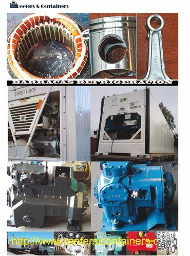 compresores de containers reefers