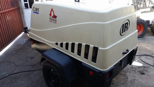 compresores irdoosan 664hrs 2016 185pcm impecables garantia3