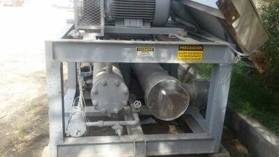 compresores maycom a-4 y a-6 en equipos chiller