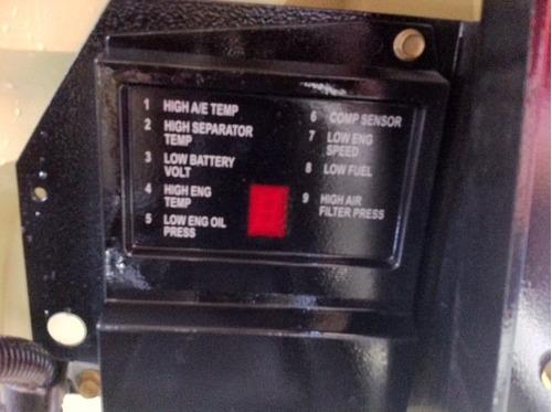 compresores nuevos! 2016 doosan 185pcm impecables trabajando