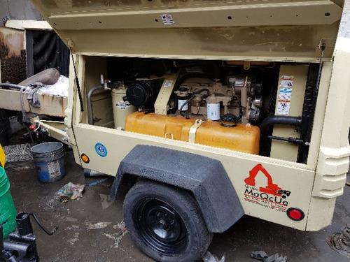 compresores seminuevos! irdoosan 2010 185pcm garantizados