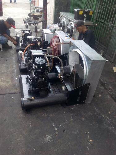compresores unidades semisellado copelamatic 15 y 30