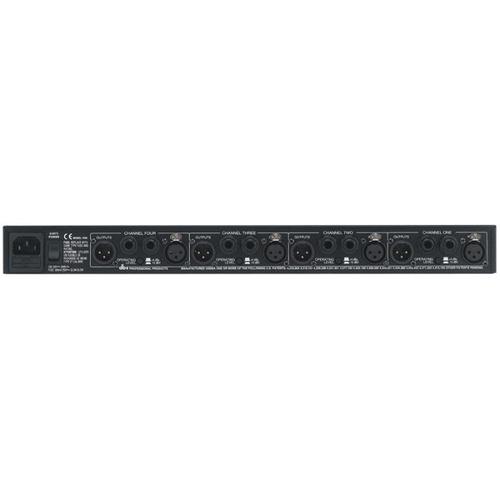 compressor 4 canais dbx 1046 quad limiter 110v original