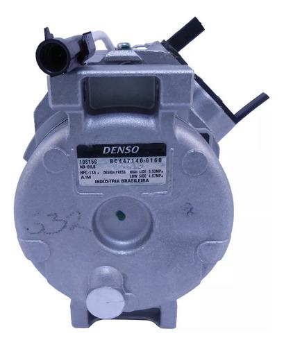 compressor ar cond hilux 3.0 2005 a 2015 original tm 7040
