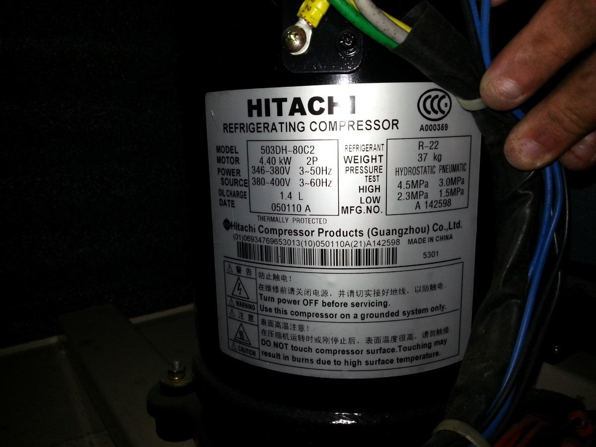 Compressor ar condicionado 60000btus v380 r22 hitachi r 1000 carregando zoom fandeluxe Gallery