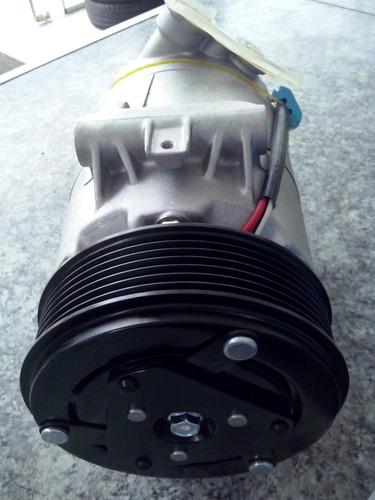 compressor ar condicionado agile (denso)