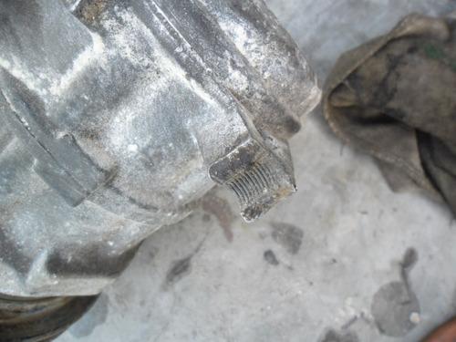 compressor ar condicionado do verona 92 p/ revisar ou peças.
