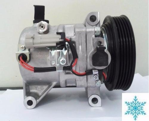 compressor ar condicionado fiat uno / palio fire calsonic