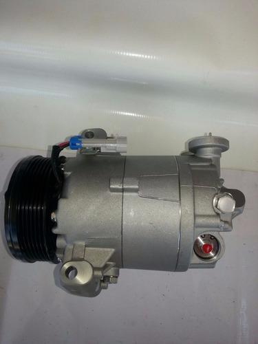 compressor ar condicionado-gm-s10/blazer 2.4/2.8 gas.2.8-d