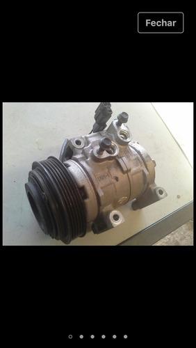 compressor ar condicionado hb20 hyundai