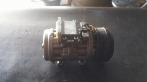 compressor ar condicionado l200 triton 2014