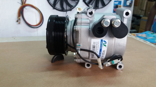 compressor ar condicionado lifan 320/530/620 original - novo