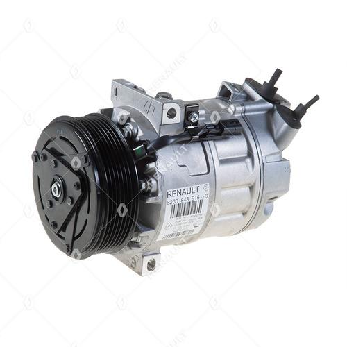 compressor ar condicionado master 2.3 16v 2013 8200848916