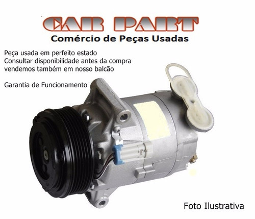 compressor ar condicionado mercedes benz ml 350 2009 gasolin