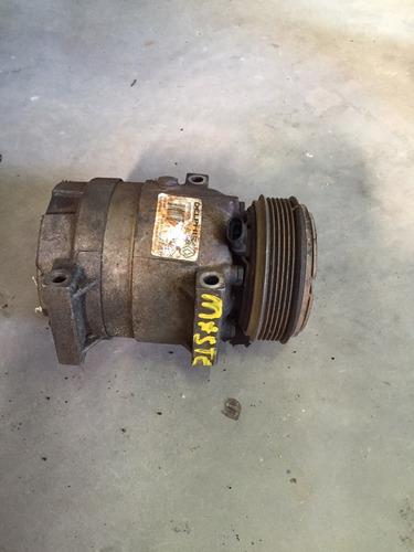 compressor ar condicionado renault master - original
