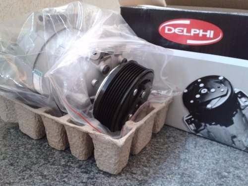 compressor ar condicionado renault master original delphi