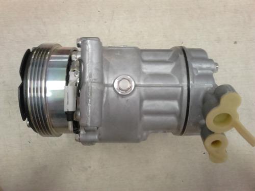 compressor ar condicionado renault sandero 1.0 16v - novo