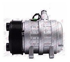 compressor ar condicionado seltec tm08 24volts polia 8pk
