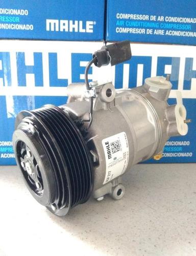 compressor ar condicionado vw cross up 3 cilindros mahle