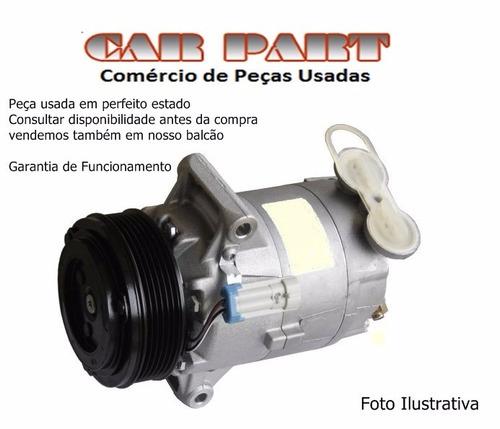 compressor ar condicionado vw touareg v8 2010
