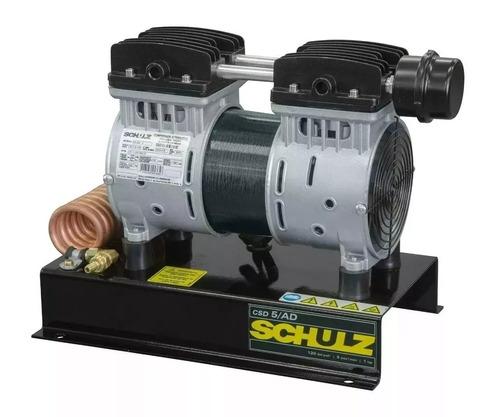compressor ar poço artesiano isento de óleo 220v silencioso