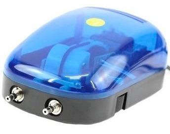 compressor bomba de ar boyu s-2000a 2x4,2l/min 220v aquario
