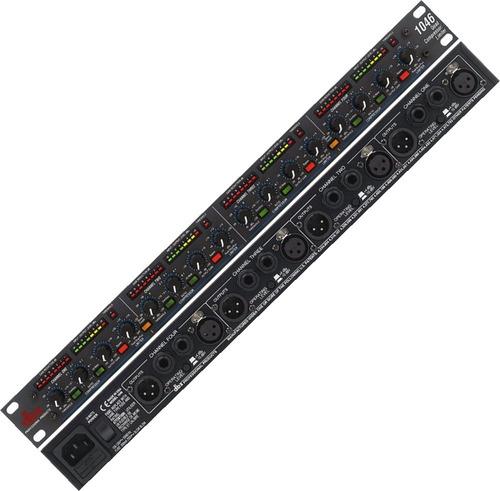 compressor dbx 1046 4 canais quad limiter - goias musical