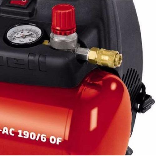 Compressor de ar 6 litros 1100w th ac 190 6 einhell 110v - Compresor 6 litros ...