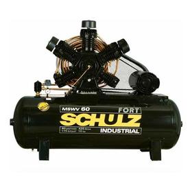 Compressor De Ar 60 Pés Schulz