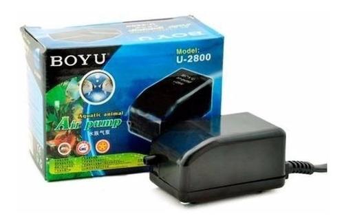 compressor de ar boyu u-2800 2l/min 110v ou 220v