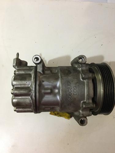 compressor de ar condicionado citröen c4/c3/peugeot