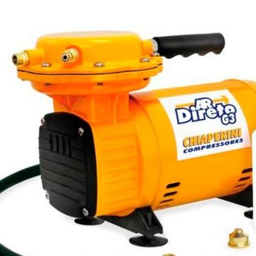 compressor de ar direto 2,3 pés c/ kit g3 chiaperini bivolt