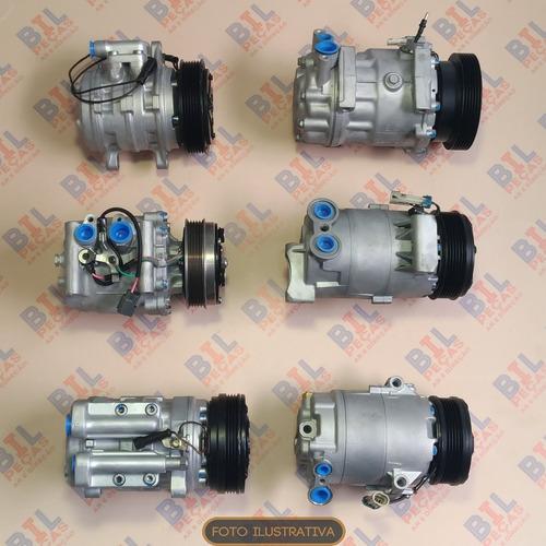 compressor de ar ford focus 1.6 zetec remanufaturado