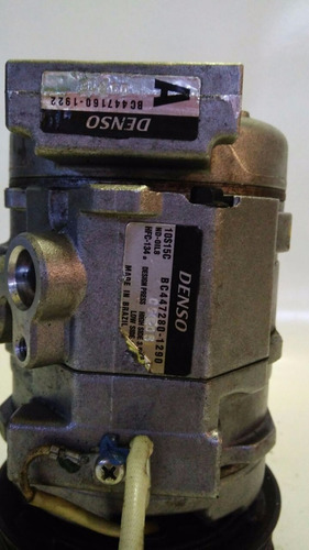 compressor de ar hilux srv
