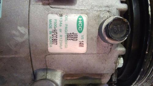 compressor de ar i30 2014