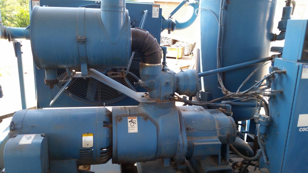 f3e696ee4f4 compressor de ar industrial usado. Carregando zoom.