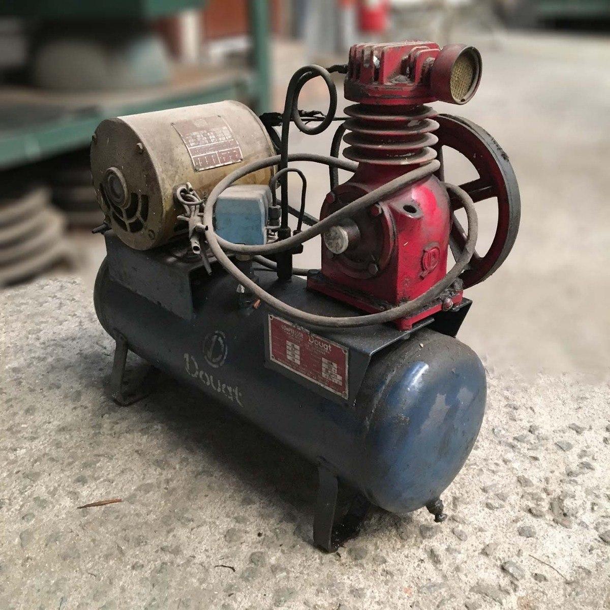 e008b59e72f compressor de ar marca douat ap19 - usado. Carregando zoom.