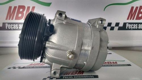 compressor de ar renault master 2.5 ate 2012 polia 7pk