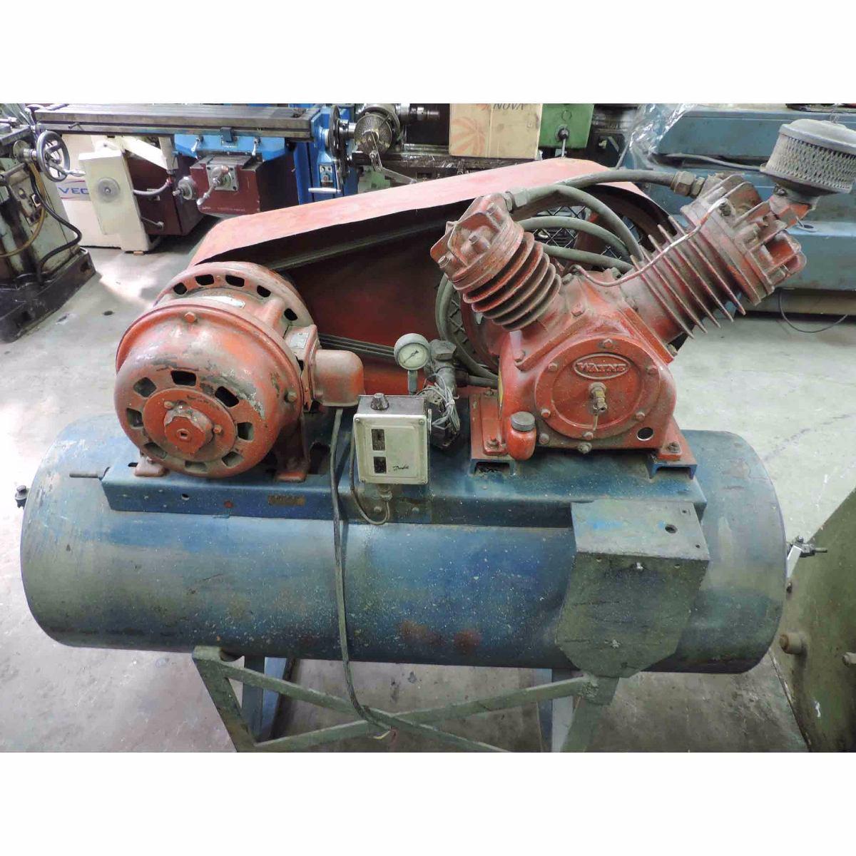 80ed15bbced Compressor De Ar Usado 20 Pés 350 Litros 175 Lbs Marca Wayne - R ...