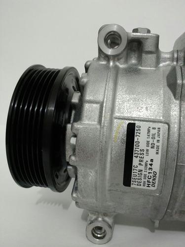 compressor do ar condicionado amarok denso 7e0 820 803